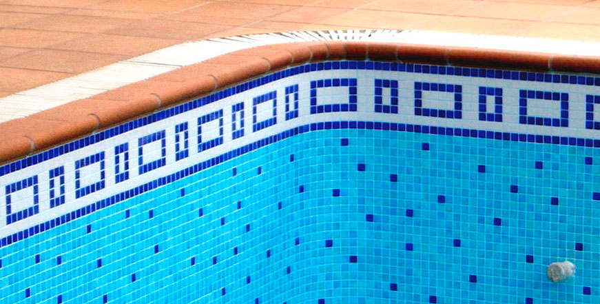 Pool Tile - Akquapool Piscine